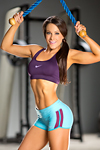 Ab Training - Jessica Renee