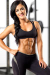 Beautiful Abs Training - Jessica Arevalo