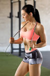 Crossfit Training - Emily Hayden