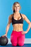 Pilates For Flat Abs - Courtney Gardner